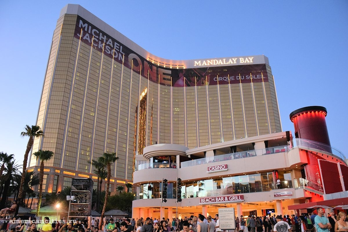 Hotel mandalay bay hotel and casino benefit casino cost gambling in legalized outweigh state united