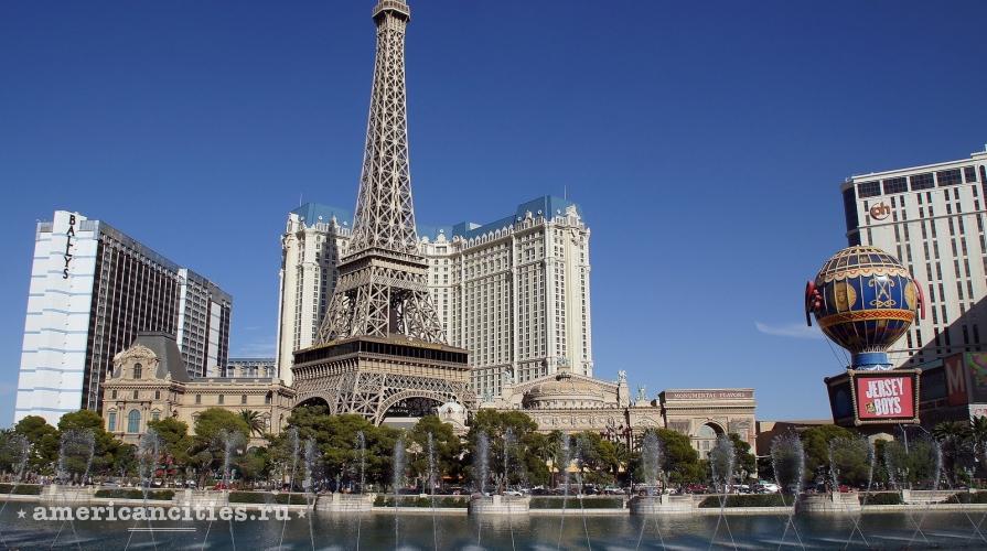 Казино Лас-Вегаса - фото, инфо | Лучшие отели/казино