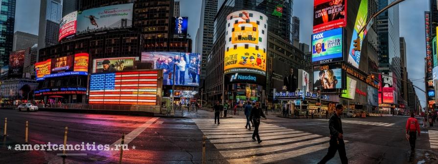 Таймс-скуэр (Times Square)