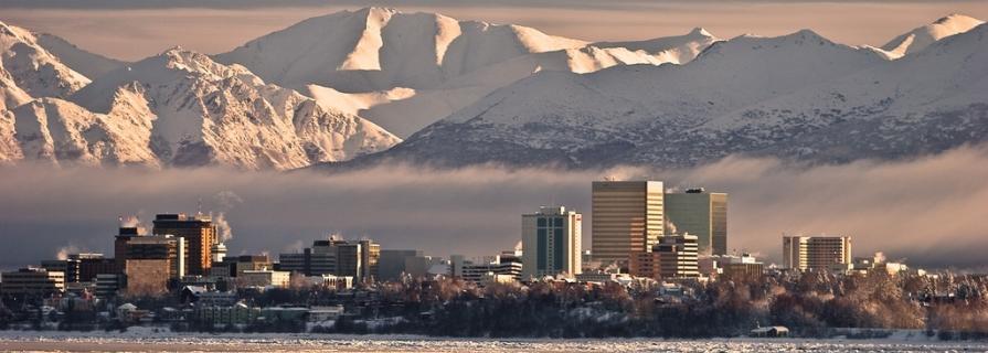 Анкоридж (Аляска) - Города США - Достопримечательности ...: http://www.americancities.ru/anchorage/
